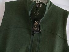 Ibex Men's Scout Jura Wool Vest Size M Nwt Made In Usa List $170