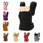Multicolor Infant Baby Carrier Adjustable Newborn Sling Backpack Wrap Rider