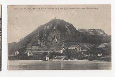 Germany, Blick auf rondorf und Drachenfels Postcard, A508