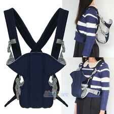 Newborn Infant Baby Carrier Adjustable Comfort Sling Rider Backpack Wrap Rider