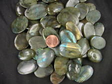 BUTW Oval Shaped 30mm+ long Madagascar Labradorite Cabochon 6954K