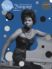 Nina Simone Piano Song Volume 2 Pop Jazz Soul pvg Voice Guitar FABER Music BOOK