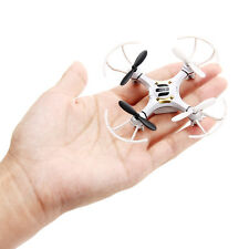 Mini Explorers RC Quadcopter 3D Flying 2.4Ghz 4CH 6-Axis GYRO Headless LED Drone