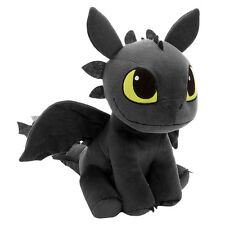 """Dreamworks- How To Train Your Dragon 12"""" Toothless Plush"""
