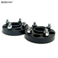 2Pc 25mm 1inch Hubcentric 4 Lug Wheel Spacers for Honda Civic Del Sol 1986-1997