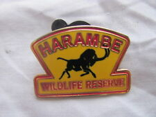 Disney Trading Pins 177 Animal Kingdom - Harambe Wildlife Reserve Hat Pin