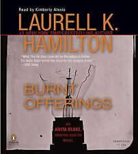 Anita Blake, Vampire Hunter: Burnt Offerings 7 by Laurell K. Hamilton (2010, CD,