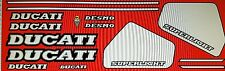 DUCATI 900 SUPERLIGHT MK1 MODEL PAINTWORK DECAL KIT