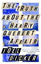 The Truth About The Harry Quebert Affair A Novel By Joël Dicker Free Shipping