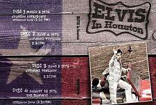 Elvis - The Complete Works - HOUSTON - 4 CD