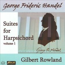 George Frideric Handel Suites for Harpsichord vol. 1, New Music