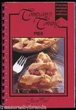 Company's Coming Pies Cookbook Jean Pare NEW