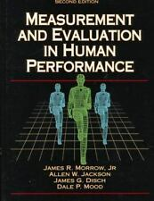 Measurement and Evaluation in Human Performance Jackson, Allen W., Disch, James