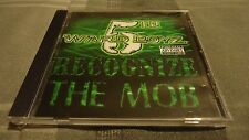 Recognize the Mob [PA] [Slow] by 5th Ward Boyz (CD, Oct-2004, Prince Entertainme