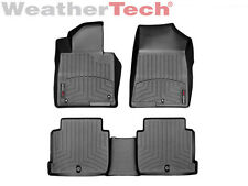 WeatherTech Floor Mats FloorLiner for Hyundai Sonata - 2015-2017 - Black