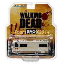 GREENLIGHT 33070A Dale's 1973 Winnebago Chieftain The Walking Dead 1:64 New!