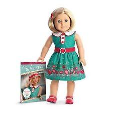 American Girl DOLL BeForever Kit Kittredge + Book by DHL Express