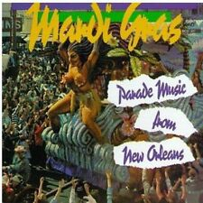 Mardi Gras-Parade Music From N - Mardi Gras (1993, CD NEUF)