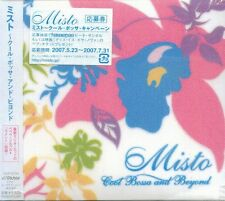 Misto - Cool Bossa And Beyond - Japan CD - NEW