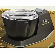 Revel CDM301 Atta Dough Mixer Maker Non Stick Bowl, 3 L, Black