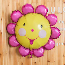 New Sun flower Foil Balloon Helium Balloons Wedding Birthday Decoration​