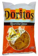 DORITOS Tortilla Chips TACO FLAVOR FAST SHIP