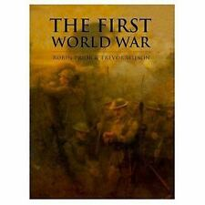 The First World War (History of Warfare)-ExLibrary