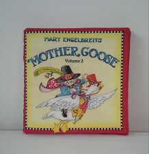 Mother Goose Vol 2 Soft Cloth Books for Children, Baby, Child, Boys, Girls, Kids
