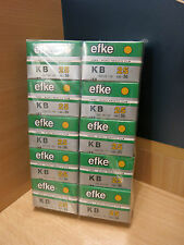 10 rolls of Efke KB25 very fine grain b&w film 35mm/36 exp.-09/2014-free ship!