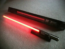 Star Wars Signature Series Force FX Lightsaber - Darth Vader - 2007 Hasbro RARE!