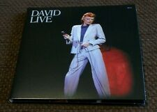 David Bowie - DAVID LIVE (2005 Mix) 2 CD From The Who Can I Be Now