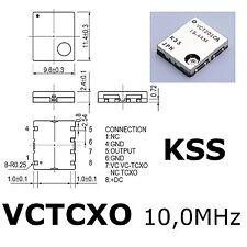 ▄▀▄ SONDERANGEBOT ▄▀▄  1x Super Präzisions  VCTCXO-201-CA 10.0MHz 2.5ppm 5V