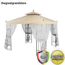 Canopy Arrow Gazebos Party Tent Wedding Outdoor Home Depot Garden Awnings Patio