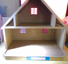 VINTAGE 1985 EPOCH Sylvanian Families Calico Critters bear dolls house