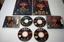 +++ DIABLO II + LORD of DESTRUCTION Expansion Complete + BRADY GUIDE +++