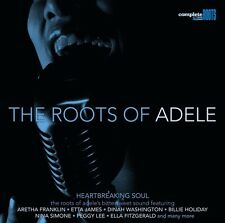 THE ROOTS OF ADELE  CD NEU
