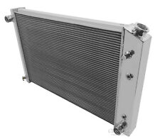 4 Row All Aluminum Performance Radiator For 1973 - 91 Chevy/GMC Trucks