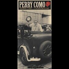 Yesterday & Today: A Celebration in Song by Perry Como (CD, Oct-1993, 3...