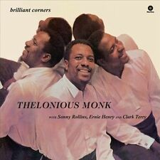 Brilliant Corners by Thelonious Monk (Vinyl, Aug-2011, Wax Time)