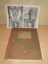 PIRANESE Oeuvres Cheminées Bronzes Meubles 69 ILLUSTRATIONS COMPLET ARCHITECTURE