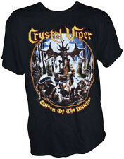 CRYSTAL VIPER Queen Of The Witches Vintage T-Shirt - L / Large - 163677