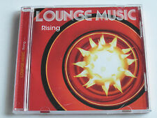 Pierre Vangelis - Lounge Music - Rising (CD Album) Used Very Good