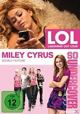 LOL+SO UNDERCOVER -DEMI MOORE, MILEY CYRUS - LIMITED EDITION 2 DVD NEU