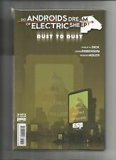 DO ANDROIDS DREAM OF ELECTRIC SHEEP? DUST TO DUST #7 (9.0)