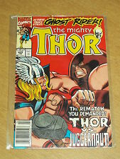 THOR THE MIGHTY #429 VOL 1 MARVEL GHOST RIDER JUGGERNAUT FEBRUARY 1991