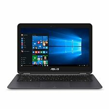 "ASUS 13.3"" ZenBook Flip 2in1 Laptop Intel m3 6Y30 8GB 256GBSSD UX360CA Win10 NEW"