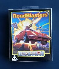 ROAD BLASTERS  NEW COMPLETE Factory Sealed Rare