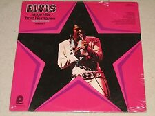 Elvis Presley Sings Hits from His Movies 1975 Pickwick CLASSIC ROCK Sealed LP