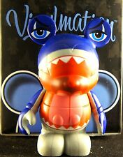 2011 Disney Vinylmation Figure-Park #6 Storybook Land Canal Boats-Monstro