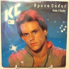 KC Space Cadet Solo Flight  LP SEALED 1981 disco T.K. Records k c sunshine band
